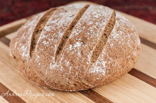 whole an Whole White Wheat Bread Recipe e style bread contains. Whole ...
