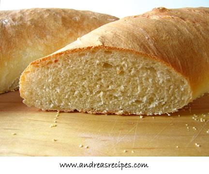 Quick Cuban Bread (Pan Cubano) – Andrea Meyers