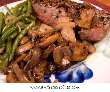 Potabella mushroom recipes
