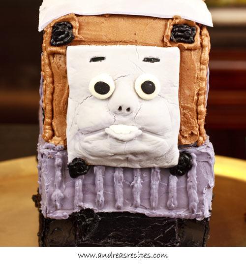 Train Birthday Cakes For Kids. More Kids Birthday Cakes
